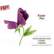 Free design. Floral ornament #f451