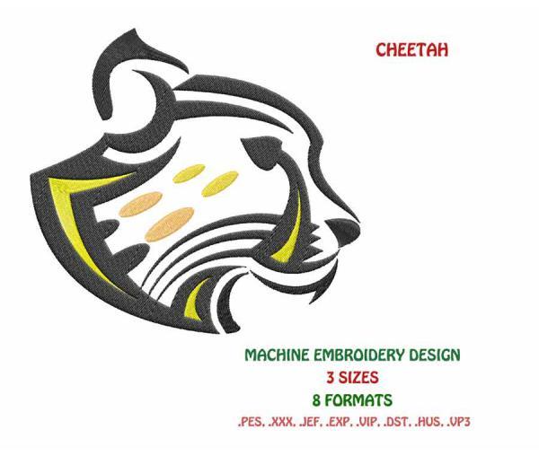 Cheetah - Emblem #0004