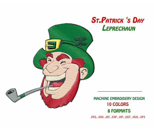 St. Patrick's Day, Leprikon #0010