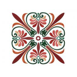 Geometric Ornament. 6 Sizes #0040