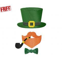 День Святого Патрика. Я ирландец #0064