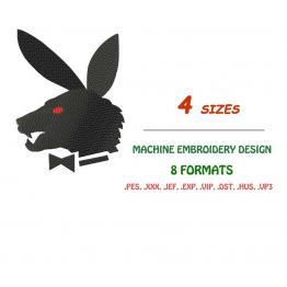 Playboy - Loup. Échantillon gratuit #0075_5
