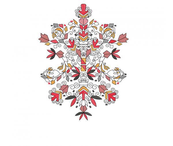 Этнический орнамент #0178