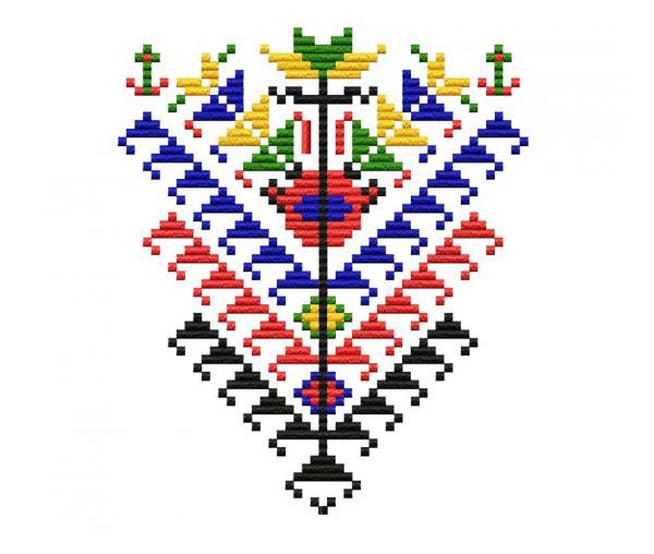 """Дизайн вышивки """"Фантазия"""" #0558"""